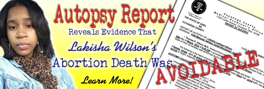 Wilson Autopsy