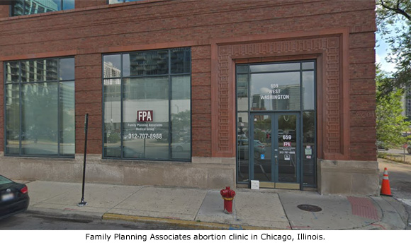 Request No Lights or Sirens: Ambulances Called to Chicago Abortion Biz for Two Women