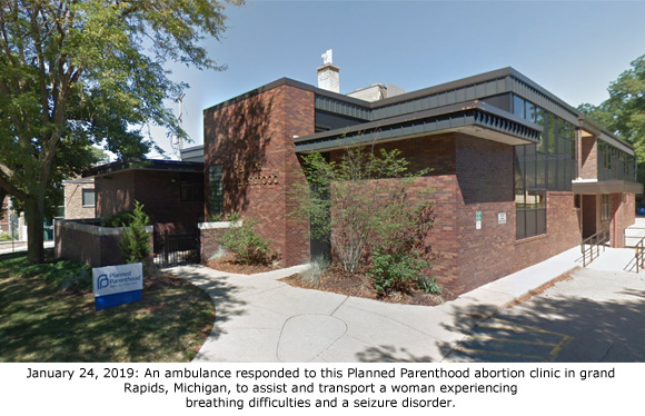 Planned Parenthood Caller Abandons 911 Call During Medical
