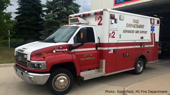 This image has an empty alt attribute; its file name is Southfield-MI-Ambulance-use.jpg